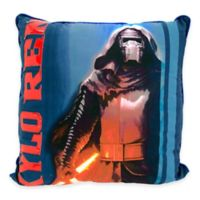 """Star Wars™ Episode VII: The Force Awakens"" Kylo Ren Throw Pillow"
