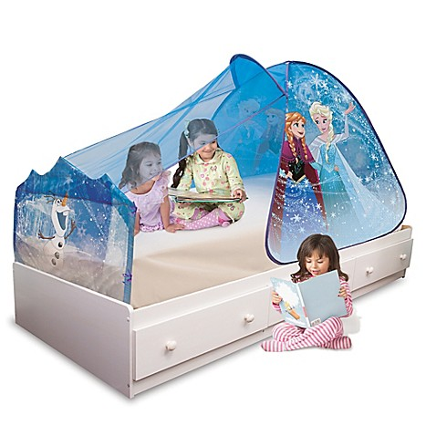 DisneyR Frozen Sleep Away Bed Tent