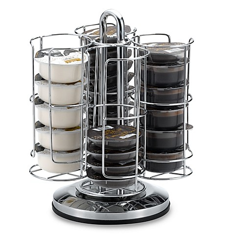 tassimo t disc carousel in chrome bed bath beyond. Black Bedroom Furniture Sets. Home Design Ideas