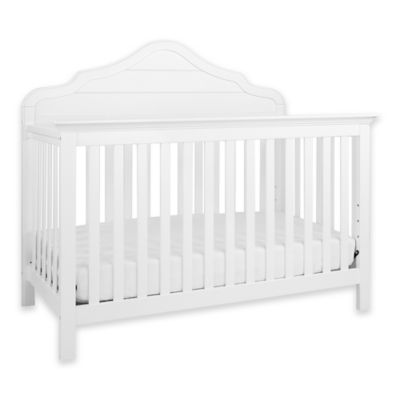 davinci flora 4in1 convertible crib in white