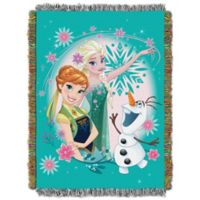 Disney® Frozen Fever Tapestry Throw