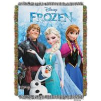 "Disney® ""Frozen"" Fun Tapestry Throw"