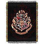 Warner Brothers® Harry Potter Hogwarts Tapestry Throw
