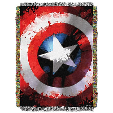 Marvel Toddler Blankets