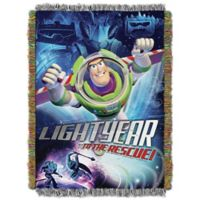 "Disney® Pixar ""Toy Story"" Buzz Victorious Tapestry Throw"