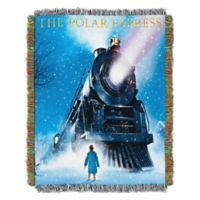 Polar Express Engine Wonder Tapestry Throw