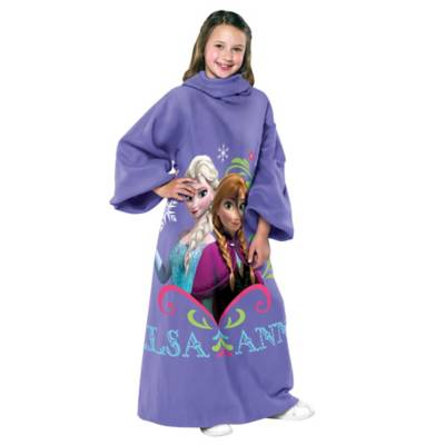 Disney 174 Quot Frozen Quot Sisters Children S Comfy Throw By The
