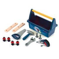 Theo Klein Bosch 18-Piece Tool Box with Ixolino
