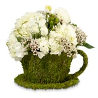 Lillian Rose™ Moss Teacup in Green