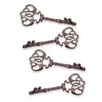 Lillian Rose® Key Place Card Holder (Set of 4)