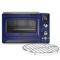 KitchenAid® 12-Inch Convection Digital Countertop Oven in Blue