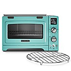 KitchenAid® 12-Inch Convection Digital Countertop Oven in Aqua