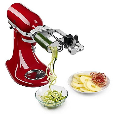 Kitchenaid 174 5 Blade Spiralizer With Peel Core And Slice