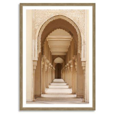 buy casablanca morocco extra large framed photographic. Black Bedroom Furniture Sets. Home Design Ideas