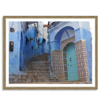Chefchaouen Photographic Wall Art