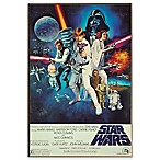 Star Wars™ 4-Piece Iconic Movie Poster Wall Art