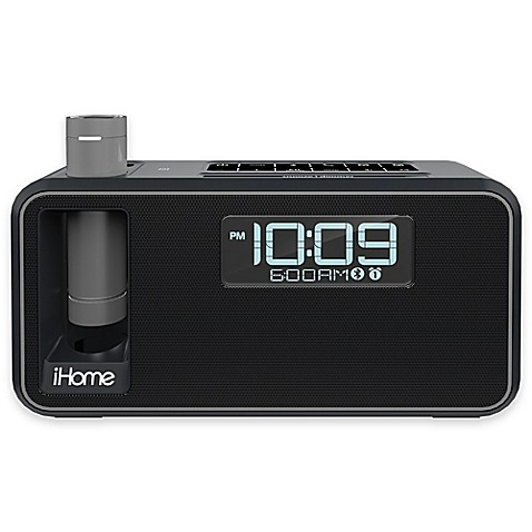 ihome clock radio ihome 174 kineta bluetooth 174 fm alarm clock radio bed bath 12010