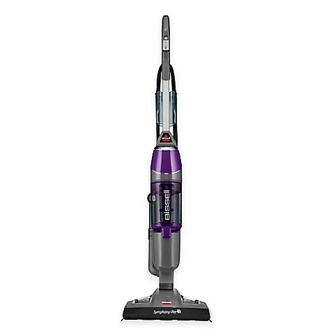 Bissell 174 Symphony 174 Pet All In One Vacuum And Steam Mop In