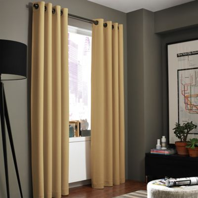 Buy Amber Curtain Panel From Bed Bath Amp Beyond