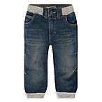 Levi's® Size 18M Waverly Knit Denim Jogger Pant in Blue