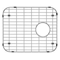 Vigo 17.4-Inch x 14.5-Inch Kitchen Sink Bottom Grid in Polished Chrome