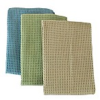 Microfiber Multi-Purpose Kitchen Towels (Set of 3) in Assorted Colors