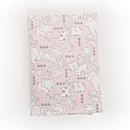 Glenna Jean Bella & Friends Animal Fitted Crib Sheet