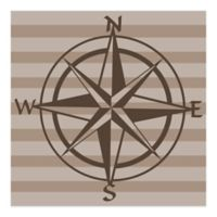 Glenna Jean Fly-By Compass Wall Decal