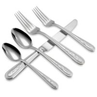 Lenox® Opal Innocence 5-Piece Flatware Place Setting