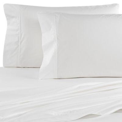 Claritin® Twin Sheet Set In White