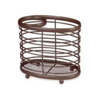 Spectrum™ Ashley™ Countertop Styling Caddy in Bronze