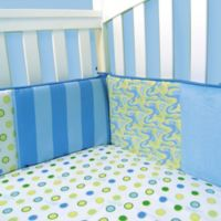 Trend Lab® Dr. Seuss™ Swirl Print Oh, the Places You'll Go! Crib Bumper