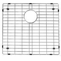 Vigo 17.7-Inch x 19.7-Inch Kitchen Sink Bottom Grid in Polished Chrome