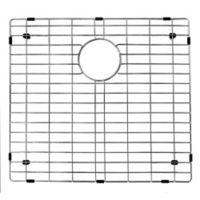 Vigo 17.6-Inch x 20.6-Inch Kitchen Sink Bottom Grid in Polished Chrome