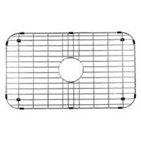 Vigo 14.8-Inch x 24.8-Inch Kitchen Sink Bottom Grid in Polished Chrome