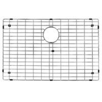 Vigo 17.8-Inch x 27.7-Inch Kitchen Sink Bottom Grid in Polished Chrome