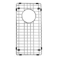 Vigo 17.8-Inch x 8.8-Inch Kitchen Sink Bottom Grid in Polished Chrome