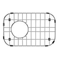 Vigo 13.9-Inch x 9-Inch Kitchen Sink Bottom Grid in Polished Chrome
