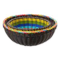 French Bull® 2-Piece Basket Set in Oak/Multi