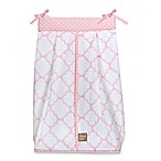 Trend Lab® Pink Sky Diaper Stacker