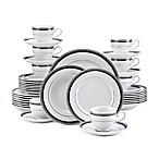 Mikasa® Platinum Crown 40-Piece Dinnerware Set in Cobalt