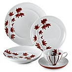 Mikasa® Pure Red Dinnerware Collection