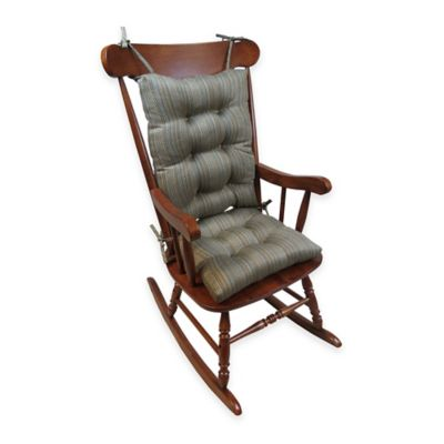 Charmant Klear Vu Scion Universal Extra Large 2 Piece Rocking Chair Pad Set In Java