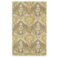 Kaleen Casual Sigmund 3-Foot x 5-Foot Area Rug in Graphite