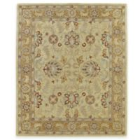 Kaleen Solomon Joab 4-Foot x 6-Foot Area Rug in Gold