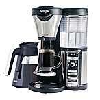 Ninja® Coffee Bar™ Brewer with 43 oz. Glass Carafe with Stainless Steel Accent
