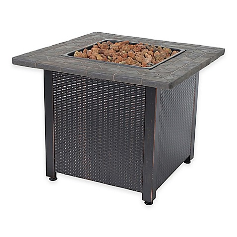 Uniflame 174 Endless Summer 174 Lp Outdoor Gas Fire Pit Bed