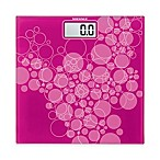 Soehnle Pino Precision Digital Bathroom Scale in Pink