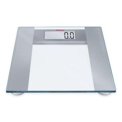 Soehnle Pharo 200 Digital Bathroom Scale in Silver. Buy Digital Scales from Bed Bath   Beyond