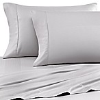 Eucalyptus Origins™ Tencel® Lyocell Queen Sheet Set in Platinum Stripe